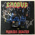 Exodus Fabulous disaster SIGNED By all