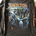 Benediction Transcend the rubicon Long sleeve 1993