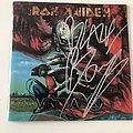 Iron Maiden Virtual XI SIGNED by Blaze Tape / Vinyl / CD / Recording etc