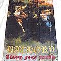 Bathory Blood Fire Death Flag