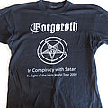 Gorgoroth - TShirt or Longsleeve - Gorgoroth In Conspiracy with Satan - Twilight of the Idols World Tour 2004