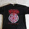Necrophobic - TShirt or Longsleeve - Necrophobic The Nocturnal Silence