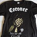 Coroner No More Color