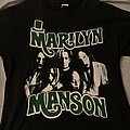 Marilyn Manson - TShirt or Longsleeve - Marilyn Manson 'Smells Like Children' Tee