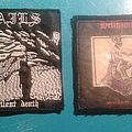 Hellhammer - Patch - Hanging Tree - Hellhammer / Nails / Eyehategod