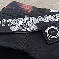 Discordance Axis - Patch - DISCORDANCE AXIS logo patch (wanted)