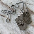 Machine Head - Other Collectable - Machine Head '03 dogtags
