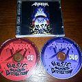 "Anthrax ""Music of Mass Destruction"" CD/DVD Tape / Vinyl / CD / Recording etc"