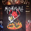 """Midnight """"Farewell to Athenar"""" backpatch"""