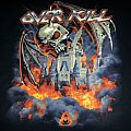 Overkill - 2013 Tour Event Shirt - Anaheim, CA