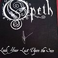 Opeth backpatch - signed
