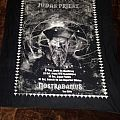 "Judas Priest ""Nostradamus"" 2008 Tour poster flag Other Collectable"