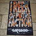"""Carcass """"Reek of Putrefaction"""" Flag Other Collectable"""