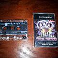 """Destruction """"Eternal Devastation"""" Cassette Tape / Vinyl / CD / Recording etc"""