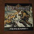 """Bolt Thrower """"Mercenary"""" LP Tape / Vinyl / CD / Recording etc"""