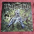 """High on Fire """"Slave the Hive"""" 7"""""""