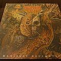 "Power Trip ""Manifest Decimation"" LP Tape / Vinyl / CD / Recording etc"