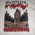 """Exhumed """"Necrocracy"""" shirt"""