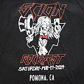 Scion Rock Fest Shirt
