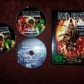 """Iced Earth """"Festivals of the Wicked"""" DVD Box Set Tape / Vinyl / CD / Recording etc"""