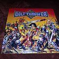 "Bolt Thrower ""Warmaster"" LP Tape / Vinyl / CD / Recording etc"