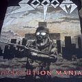 "TShirt or Longsleeve - Sodom ""Persecution Mania"" bootleg"