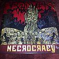 """Exhumed """"Necrocracy"""" LP - Signed Tape / Vinyl / CD / Recording etc"""