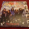 "Anthrax ""I'm the Man"" EP Tape / Vinyl / CD / Recording etc"
