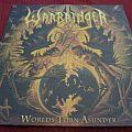 """Warbringer """"Worlds Torn Asunder"""" LP - Signed Tape / Vinyl / CD / Recording etc"""