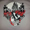Exhumed 2014 tour shirt