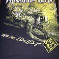 "Machine Head ""Unto the Locust"" 2012 Tour shirt"