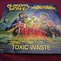 "Municipal Waste/Toxic Holocaust ""Toxic Waste"" Split Tape / Vinyl / CD / Recording etc"