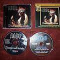 "Deicide ""Scars of the Crucifix"" CD/DVD Tape / Vinyl / CD / Recording etc"