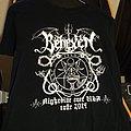 Behexen -US tour shirt. 2014