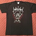 T-shirt Watain Satan's March Europe 2007