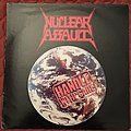 Nuclear Assault - Handle with care Tape / Vinyl / CD / Recording etc