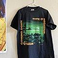 Type O Negative - TShirt or Longsleeve - World Coming Down Album Cover Shirt