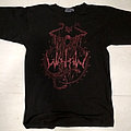 Rebirth of Dissection European Crusade Tour shirt 2004