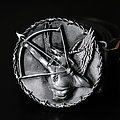 Blasphemy belt buckle Other Collectable