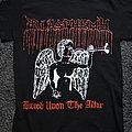 Blasphemy - Blood Upon The Altar t-shirt