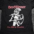 Der Stürmer - Iron Will & Discipline t-shirt