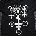 Horna - TShirt or Longsleeve - Horna - Cross t-shirt