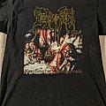 "Deeds Of Flesh - TShirt or Longsleeve - deeds of flesh - ""inbreeding the anthropaphagi"" t-shirt"