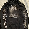 "Infernal Coil - Hooded Top - infernal coil - ""within a world forgotten"" hoodie"