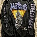 "Mortuous - TShirt or Longsleeve - mortuous - ""chrysalis of sorrow"" long sleeve"