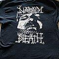 """Napalm Death - TShirt or Longsleeve - napalm death - """"logic ravaged..."""" tshirt"""