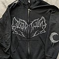 "Leviathan - Hooded Top - leviathan - ""scar sighted"" zip-up"