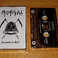 Midnight - Tape / Vinyl / CD / Recording etc - Midnight - Farewell to Hell Cassette