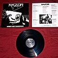 Razor - Tape / Vinyl / CD / Recording etc - Razor - Armed and Dangerous (LP)