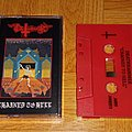 Deathhammer - Tape / Vinyl / CD / Recording etc - Deathhammer - Chained to Hell Cassette